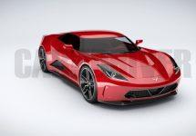 Chevrolet Corvette face trecerea la un motor central; Modelul mult asteptat este surprins în teste