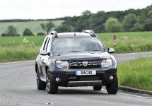 2017 Dacia Duster debutează în cadrul Goodwood Festival of Speed; doar un update pentru generația actuală