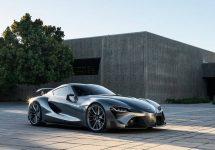 Toyota se pregăteşte de lansarea noii sale supermașini; Înregistrează brandul Supra în Europa