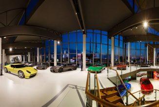 Muzeul Lamborghini a trecut printr-o schimbare mare; Iată cum arată şi ce puteţi admira în interiorul galeriei