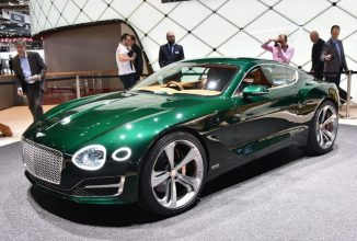 Bentley are un concept de coupe arătos şi elegant, care primeşte un nume de campion, Barnato