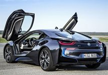 Noul BMW I8 ar putea renunța la motorul hibrid; Automobilul sport va deveni complet electric