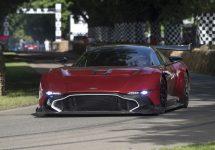 Cele mai interesante supermașini de la festivalul Goodwood; Aston Martin a făcut senzație