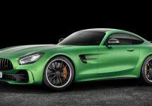 Noul Mercedes AMG GT R apare pe internet cu câteva ore înaintea lansării oficiale; Are un design superb si dotări pe masură
