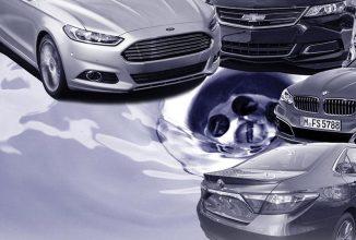 Automobilele sedan se află într-un soi de criză, ajungând la o cotă de piaţă de doar 41% în SUA spre exemplu