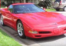 Acest Chevrolet Corvette a parcurs 1.126.540 kilometri şi tot adaugă la ei