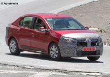 Primele fotografii spion cu noile Dacia Logan şi Logan MCV apar pe web; Iată-le în toată splendoarea lor