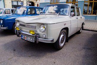 Dacia 1100: prima masină produsă de români, dar cu licența de la francezi
