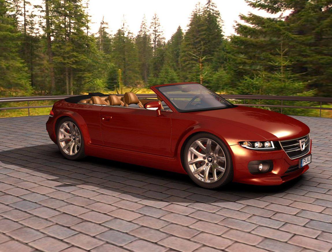 Imagini Dacia Aventurier (concept auto)