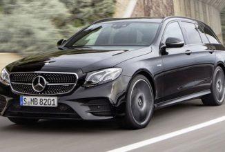 Mercedes anunţă că o versiune mai puternică a lui E-Class Estate este în proces de dezvoltare