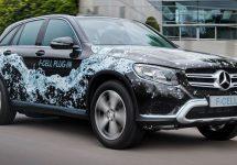 Mercedes prezintă hibridul GLC F-Cell, model care va primi o versiune comercială anul viitor