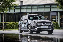 Imagini oficiale Mercedes GLC F-Cell Hybrid