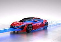 Design aerodinamic la un alt nivel; Iată cum arată noua Honda NSX
