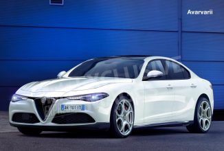 Alfa Romeo pregăteşte un rival pentru Seria 5 şi E-Class; Iată cum arată şi ce dotări are noul model al italienilor