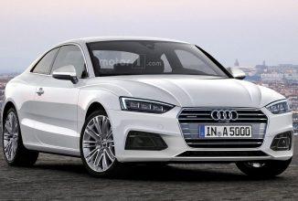 Iată cum va arată noul Audi A5; Proaspătul sportback arată mai fresh ca niciodată