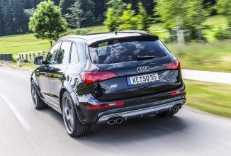 Noul Audi SQ5 (varianta diesel) își depășește fratele mai mare SQ5 Plus ca putere și performanță