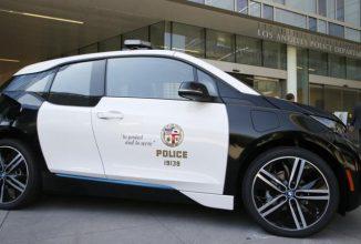 LAPD și-a lărgit flotila cu BMW-uri, a cumpărat 100 de modele i3