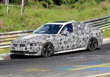 Imagini spion cu noul BMW Seria 3; Cum arată si cu ce se laudă rivalul lui Audi A4