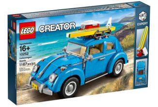 Maşina poporului disponibilă sub formă de creaţie Lego