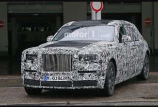 Noi imagini spion ne dezvăluie interiorul bolidului de lux Rolls-Royce Phantom