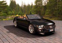 Dacia Aventurier: un automobil coupe decapotabil, cu aspect premium şi agresiv
