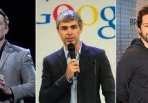 Momentul acela când cofondatorii Google au mers cu un prototip Tesla stricat, cu doar 16 km/h