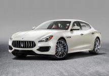 Noul Maserati Quattroporte primeşte noi jante şi elemente stilistice