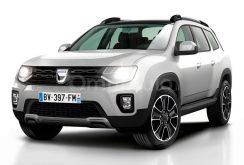 Randari Dacia Duster 2017