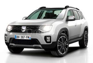 Dacia Duster 2 ni se prezintă într-o nouă randare; SUV-ul românesc va folosi plaforma CMF