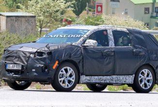 Poze spion cu noul Chevrolet Equinox; Suntem convinși că o persoană din interiorul prototipului nu a fost bucuroasă să vadă fotograful