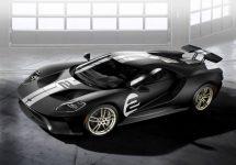 Ford GT Heritage Edition; Noul model are ca inspirație cursa din '66 de la Le Mans