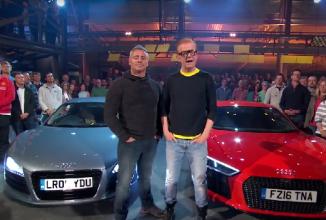 Al doilea episod din sezonul nou Top Gear a adus o scădere cu 1.6 milioane de privitori