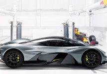 Noua hypermaşină Aston Martin e chiar mai rapidă decât un monopost de Formula 1
