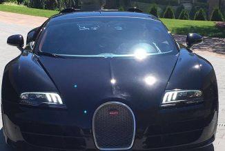 Cristiano Ronaldo îşi face cadou dupa EURO 2016 un Bugatti Veyron în valoare de 1.2 milioane de euro