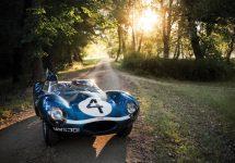Una din cele mai importante mașini clasice de la Le Mans este scoasă la licitație; Bolidul Jaguar D-Type va face senzație la licitatia din 20 august