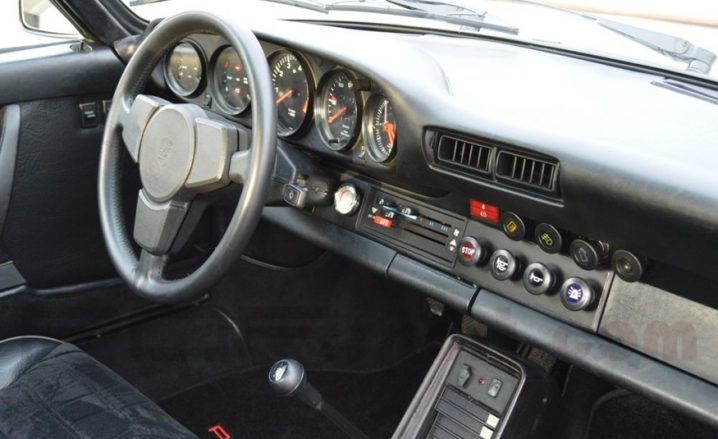 1983 Porsche 911SC Dutch Police car