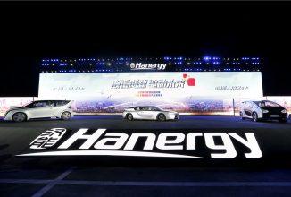 Hanergy prezintă 4 automobile concept ce primesc energie prin intermediul unor panouri solare