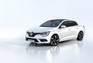 Renault anunţă un nou sedan Megane 2017, model Grand Coupe evoluat din gama Fluence si Megane