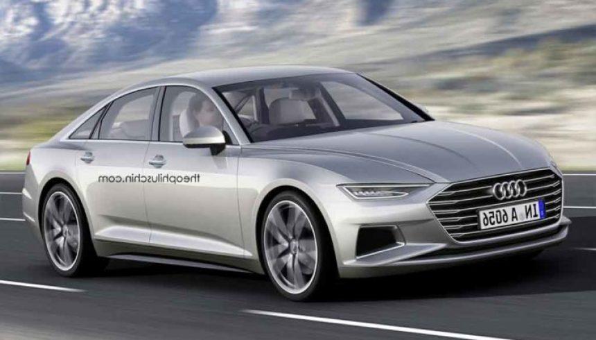 Noul Audi A6 (2018)