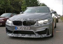 Poze spion cu viitorul BMW M4; Bolidul va împrumuta elemente de design prezente pe varianta curentă de curse, M4 GTS