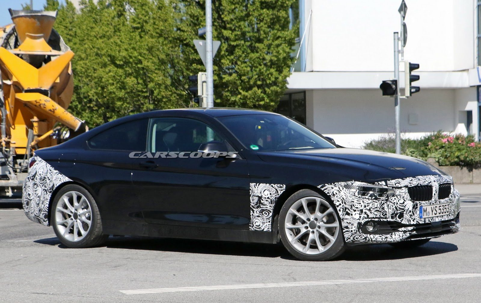 BMW 4 Coupe Facelift 4