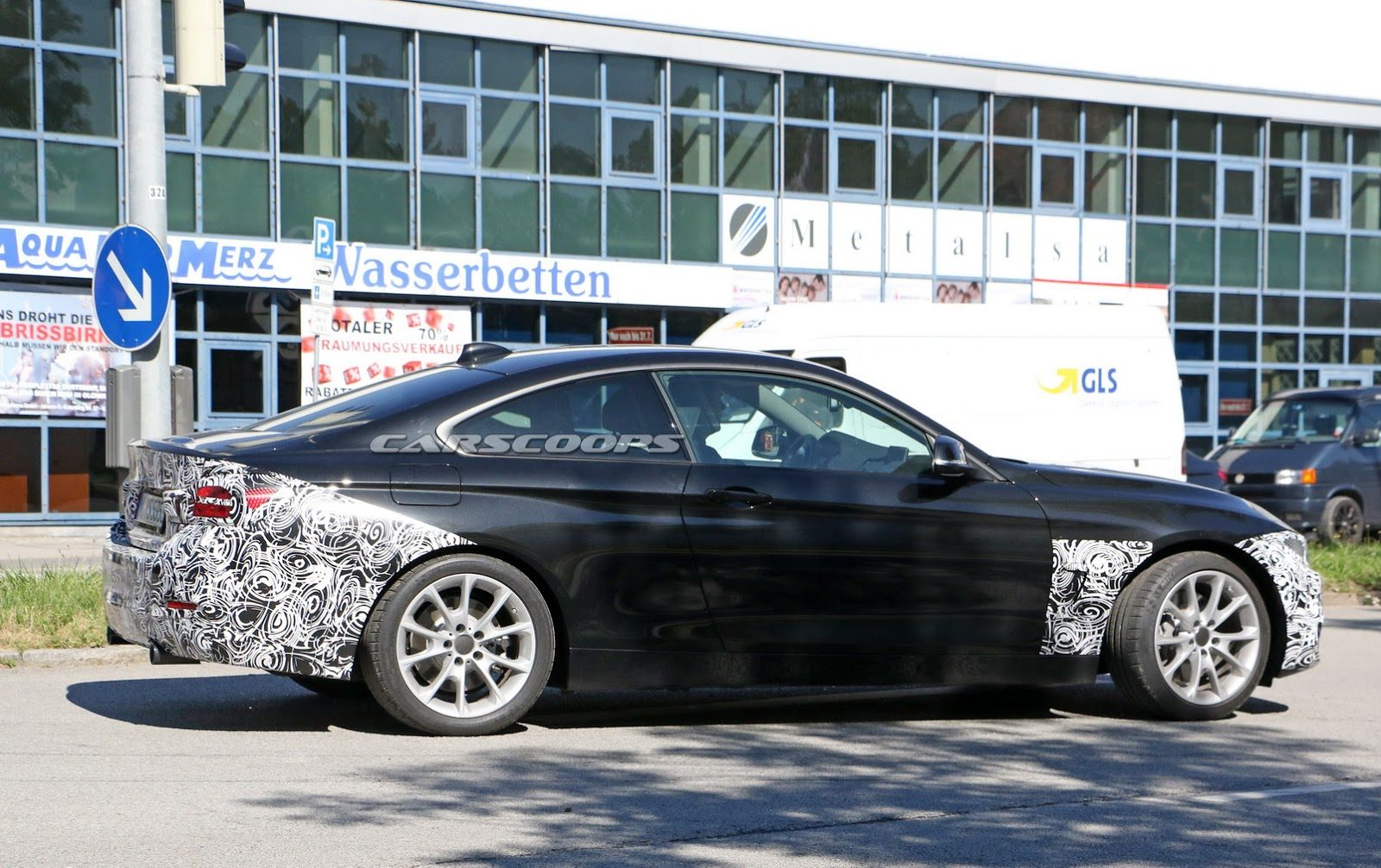 BMW 4 Coupe Facelift 7