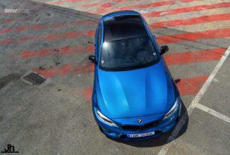 Iată ce a făcut acest posesor cu al lui BMW M2 pentru a-l face să iasă în evidență