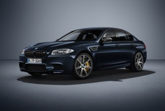 BMW M5 Competition Edition este dezvăluit oficial; vine exclusiv pe piața europeană