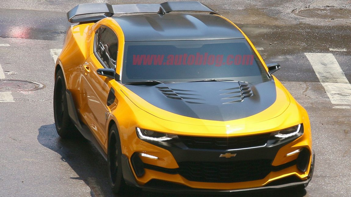 Imagini spion vehicule Transformers 5