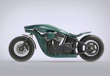 Iată cum ar putea arăta clasicele motociclete Harley Davidson în viitor