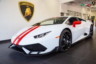 Lamborghini anunță 3 noi opțiuni pentru a condimenta deja superbul Huracan