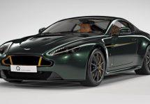 Aston Martin sărbătorește 80 de ani de la primul zbor al avionului Spitfire printr-o editiție limitată V12 Vantage S
