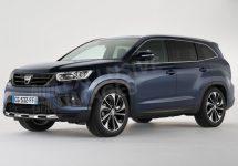 O nouă variantă de Dacia Duster 2018 cu 7 locuri apare în imagini şi detalii proaspete