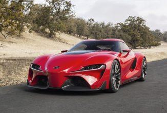 Noi detalii legate de viitorul Toyota Supra; Bolidul japonez ar putea folosi un motor Lexus V6